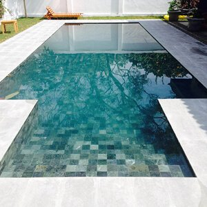 Indian stone paving manufacturer exporter of natural - Cost of building a swimming pool in india ...